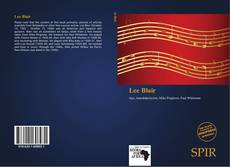Bookcover of Lee Blair