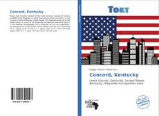 Bookcover of Concord, Kentucky