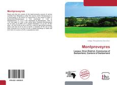 Bookcover of Montpreveyres