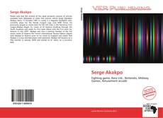 Bookcover of Serge Akakpo