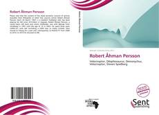 Bookcover of Robert Åhman Persson