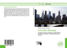 Bookcover of Carrsville, Kentucky