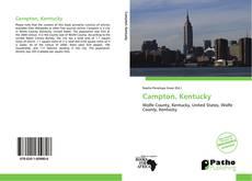 Capa do livro de Campton, Kentucky