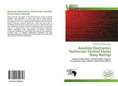 Обложка Aviation Electronics Technician (United States Navy Rating)