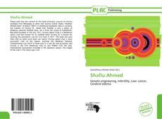 Shafiu Ahmed的封面