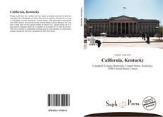 Borítókép a  California, Kentucky - hoz
