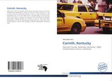 Copertina di Corinth, Kentucky