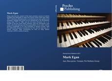 Mark Egan kitap kapağı