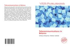 Обложка Telecommunications in Belarus