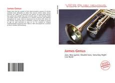 Capa do livro de James Genus