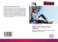 Buchcover von High Technology High School