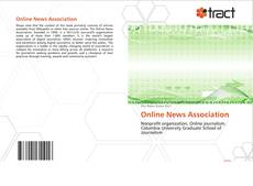 Capa do livro de Online News Association