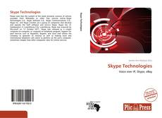 Bookcover of Skype Technologies