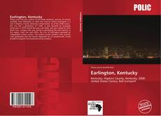 Portada del libro de Earlington, Kentucky