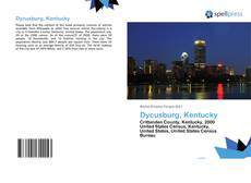 Bookcover of Dycusburg, Kentucky