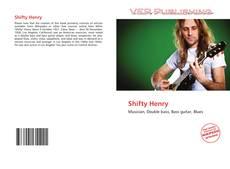 Capa do livro de Shifty Henry