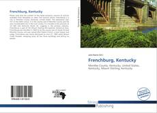 Bookcover of Frenchburg, Kentucky