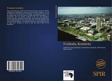 Capa do livro de Fredonia, Kentucky