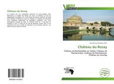 Copertina di Château du Rozay