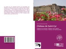 Couverture de Château de Saint-Cyr