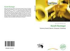 Обложка Kaveh Rastegar