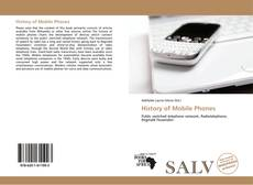 Buchcover von History of Mobile Phones