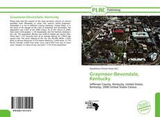 Graymoor-Devondale, Kentucky的封面