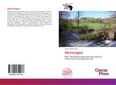 Buchcover von Münsingen