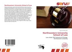 Обложка Northwestern University School of Law