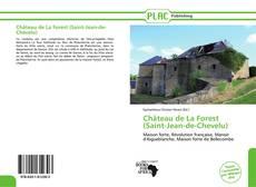 Capa do livro de Château de La Forest (Saint-Jean-de-Chevelu)