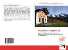 Обложка Neuenhof, Switzerland