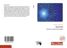 Quantel kitap kapağı