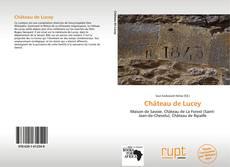 Couverture de Château de Lucey