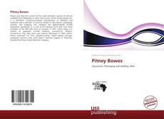 Bookcover of Pitney Bowes