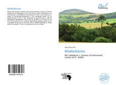 Bookcover of Niederbüren