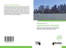 Portada del libro de Hollow Creek, Kentucky