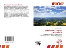 Bookcover of Niederdorf, Basel-Landschaft