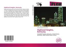 Buchcover von Highland Heights, Kentucky