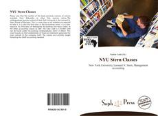Buchcover von NYU Stern Classes