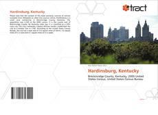 Capa do livro de Hardinsburg, Kentucky