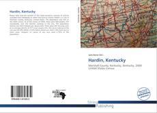 Buchcover von Hardin, Kentucky