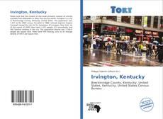 Capa do livro de Irvington, Kentucky