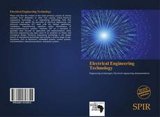 Bookcover of Electrical Engineering Technology