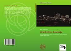 Capa do livro de Lincolnshire, Kentucky