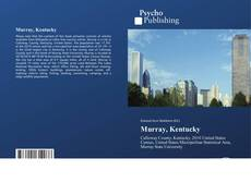 Capa do livro de Murray, Kentucky