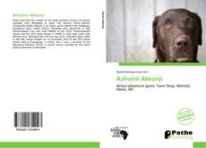Portada del libro de Ashwini Akkunji