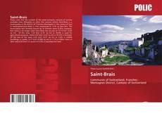 Buchcover von Saint-Brais
