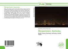 Capa do livro de Morgantown, Kentucky
