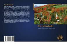 Capa do livro de Elvas Municipality