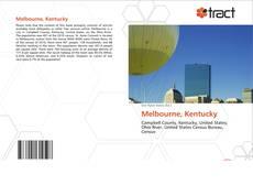 Capa do livro de Melbourne, Kentucky